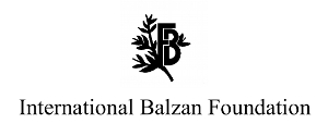 Logo der International Balzan Foundation